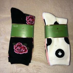 Kate Spade ♠️ Sock Bundle NWT